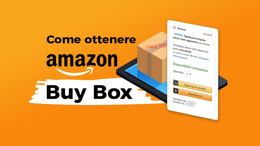 Come ottenere l'Amazon Buy Box